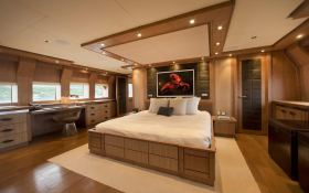 Vantage  Palmer Johnson Yacht 46M Interior 4
