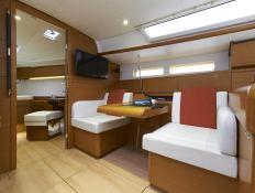 Sun Odyssey 469 Jeanneau Interior 3