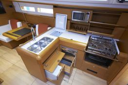 Sun Odyssey 469 Jeanneau Interior 6