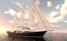 Meira   Yacht 50M Exterior 2