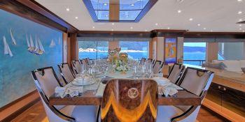 Meira   Yacht 50M Interior 8