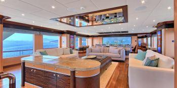 Meira   Yacht 50M Interior 6