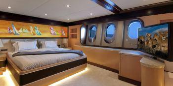 Meira   Yacht 50M Interior 9