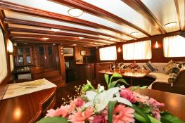 Silver Star II  Turkish Gulet Goelette  26.7M Interior 7