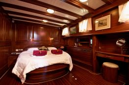 Silver Star II  Turkish Gulet Goelette  26.7M Interior 8
