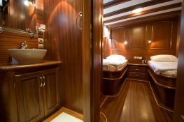Silver Star II  Turkish Gulet Goelette  26.7M Interior 9