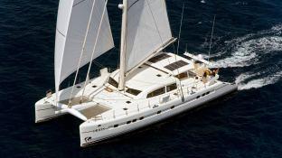 Custom 90 Catana Catamaran Exterior 1