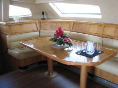 Custom 90 Catana Catamaran Interior 2