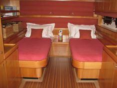 Custom 90 Catana Catamaran Interior 4