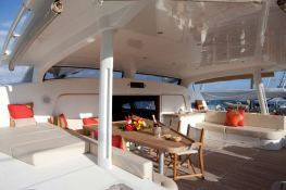 Custom 90 Catana Catamaran Exterior 3