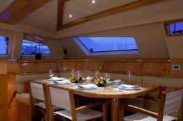 Custom 90 Catana Catamaran Interior 6