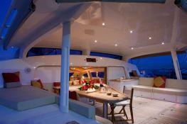 Custom 90 Catana Catamaran Exterior 5