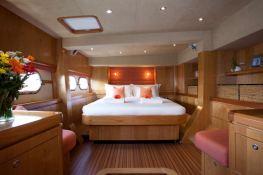 Custom 90 Catana Catamaran Interior 8