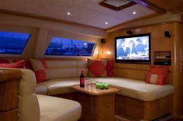 Custom 90 Catana Catamaran Interior 10