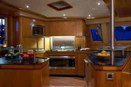 Custom 90 Catana Catamaran Interior 11