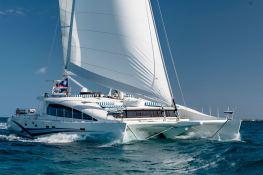 BLUE GRYPHON  Prout Catamaran Prout 83 Exterior 2