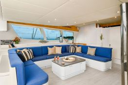 BLUE GRYPHON  Prout Catamaran Prout 83 Interior 1