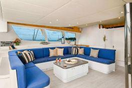 BLUE GRYPHON  Prout Catamaran Prout 83 Interior 8