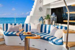 BLUE GRYPHON  Prout Catamaran Prout 83 Interior 11