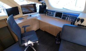 PEARL  Dean Catamarans Dean 50 Interior 2