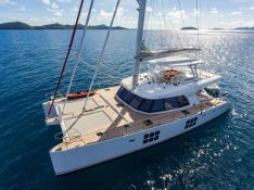 EUPHORIA  Sunreef Catamaran Sail 60 LOFT Exterior 1