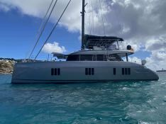 CALMA  Sunreef Catamaran Sail 60 LOFT Exterior 1