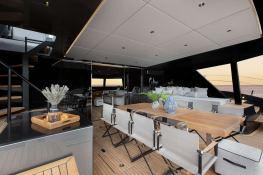 CALMA  Sunreef Catamaran Sail 60 LOFT Interior 7
