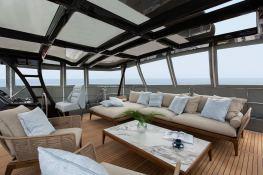 CALMA  Sunreef Catamaran Sail 60 LOFT Interior 8