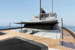 CALMA  Sunreef Catamaran Sail 60 LOFT Interior 9