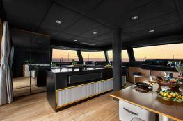 CALMA  Sunreef Catamaran Sail 60 LOFT Interior 11