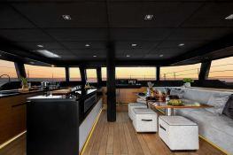 CALMA  Sunreef Catamaran Sail 60 LOFT Interior 12