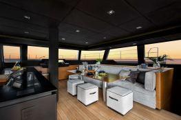 CALMA  Sunreef Catamaran Sail 60 LOFT Interior 13