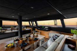 CALMA  Sunreef Catamaran Sail 60 LOFT Interior 14