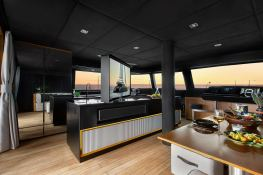 CALMA  Sunreef Catamaran Sail 60 LOFT Interior 17