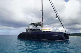 RELENTLESS  Sunreef Catamaran Sail 60 LOFT Exterior 1