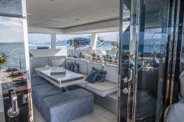 RELENTLESS  Sunreef Catamaran Sail 60 LOFT Interior 7