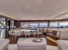 Frenchwest  Lagoon Catamaran Power 78 Interior 1