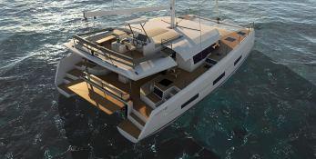 Catamaran 48 Dufour Yachts Exterior 2