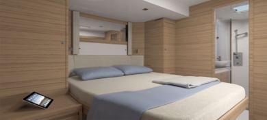 Catamaran 48 Dufour Yachts Interior 3