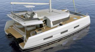 Catamaran 48 Dufour Yachts Exterior 3