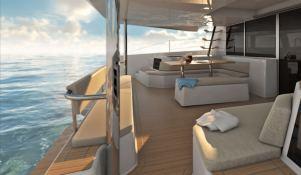 Catamaran 48 Dufour Yachts Exterior 4