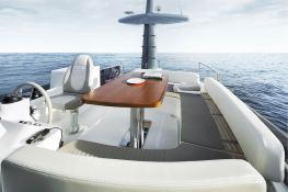 Magellano 53 Azimut Yachts Exterior 3