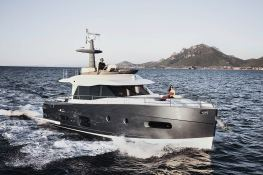 Magellano 53 Azimut Yachts Exterior 1