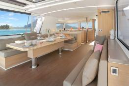 Bali 5.4 Catana Catamaran Interior 2