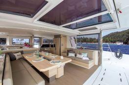 Bali 5.4 Catana Catamaran Interior 7