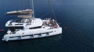 Bali 5.4 Catana Catamaran Exterior 6