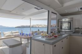 Astrea 42 Fountaine Pajot Interior 1