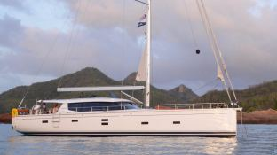 Moody 54DS Moody Yachts Exterior 2