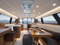 Moody 54DS Moody Yachts Interior 1