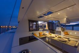 Helia 44 Fountaine Pajot Interior 1